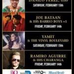 МАЙАМСКИЙ ДЖАЗОВЫЙ ФЕСТИВАЛЬ -Miami International Jazz Fest