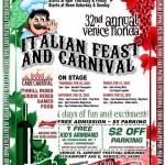 ИТАЛЬЯНСКИЙ ФЕСТИВАЛЬ-Italian Feast & Carnival