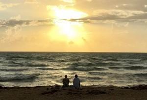обширность моря даст глазам покой
